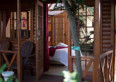 Marula-entrance-2-log-cabin-bed-and-breakfast-house-on-york