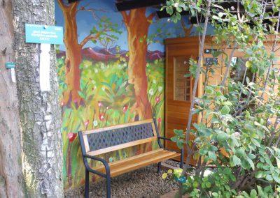 house-on-york-Sauna-bench