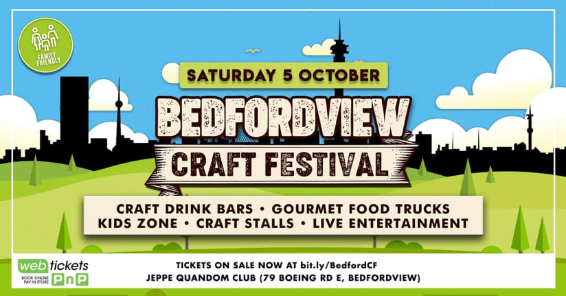 BEDFORD VIEW CRAFT FESTIVAL